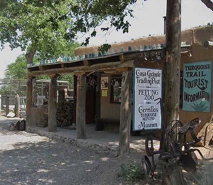 Casa Grande Trading Post Entrance