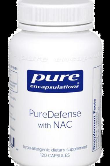 PureDefense w/NAC