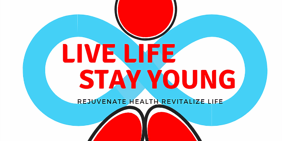 Live Life Stay Young Introductory Seminar