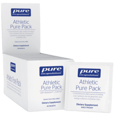 Athletic Pure Pack 30 packets