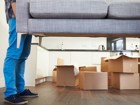 5 Moving Safety Tips: Don't Break Your Belongings Or Your Back