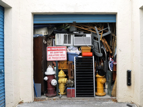 Things to consider before renting a storage unit