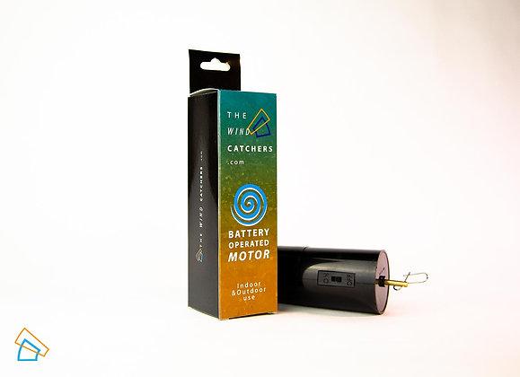 Batteriebetriebener Motor