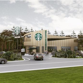 Starbucks Concept