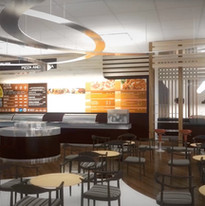 NEC Food Hall
