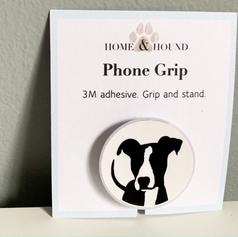 Popsocket dog silhouette phone grip .hei