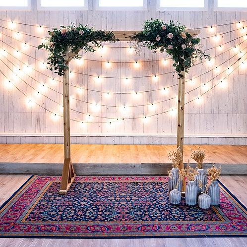 Light Wood Arch