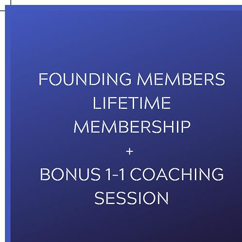 Founding Member Membership