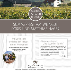 Weinsommer 2020
