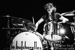 Le Butcherettes - Black Box, Belfast