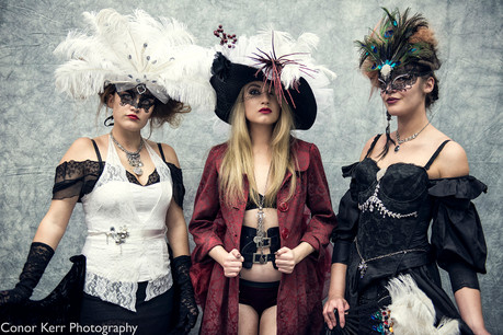 Ally Archbold, Becky Archbold, Rachel Love