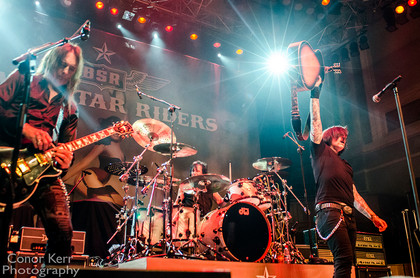 Black Star Riders, Ulster Hall, Belfast