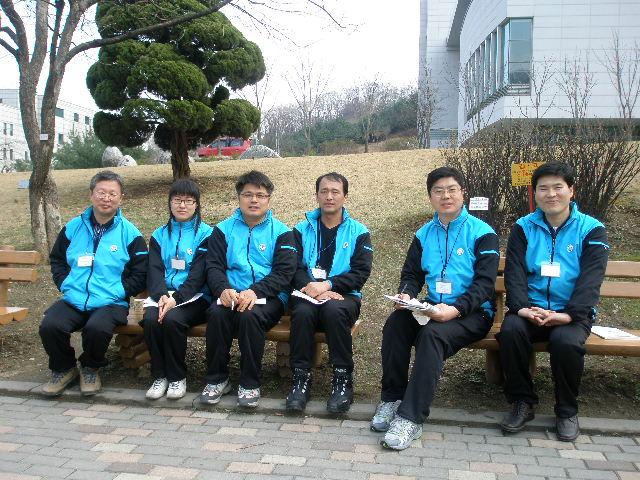 서울시청 교육중에서, 2008.03
