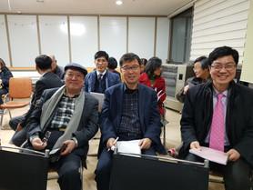 박동명, YMCA 총회에 이사로 참여