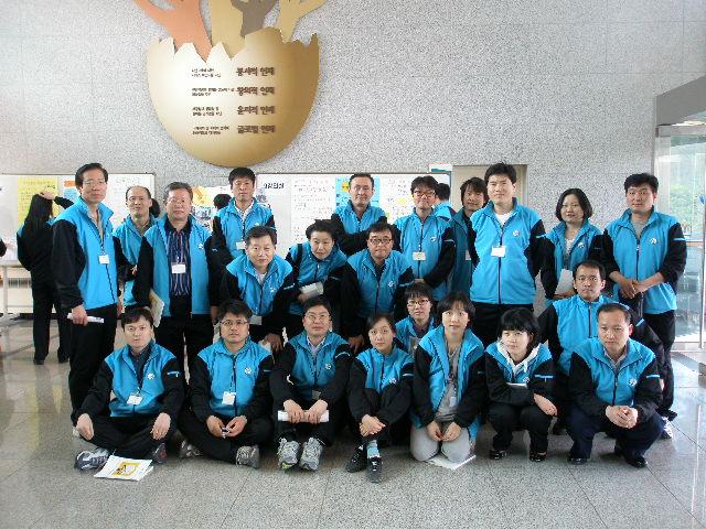 서울시청 창의교육, 2008.3.