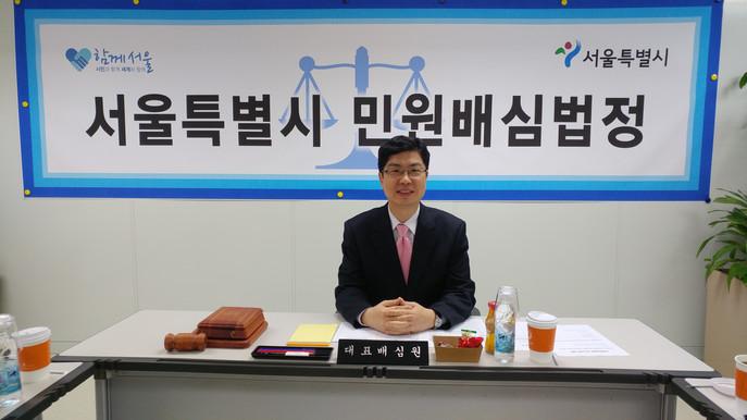 박동명 서울시 옴부즈만