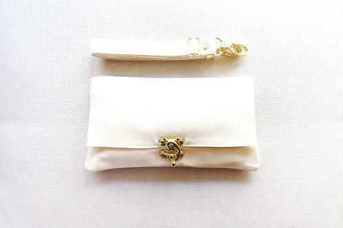 Orly Cotton Convertible Crossbody Wallet