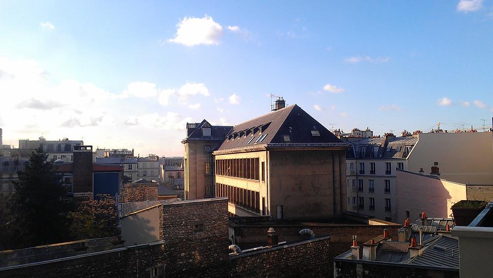 Montparnasse City View