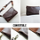 Vaneau Brown Convertible Leather Style View
