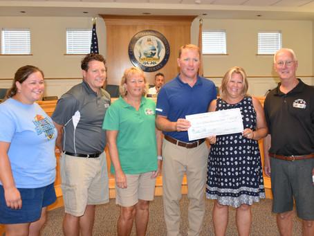 North Wildwood Recreation Center Donation