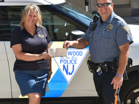Summer Wildwood Police Youth Camp Sponsorship