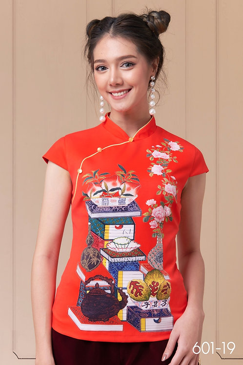 เสื้อจีน