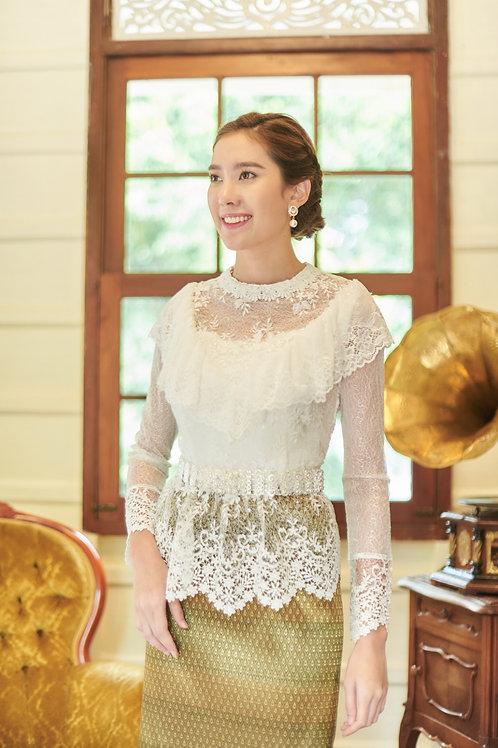 เสื้อไทย รหัส 1809
