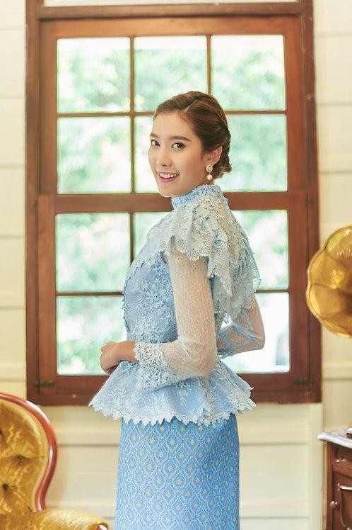 เสื้อไทย รหัส 1802