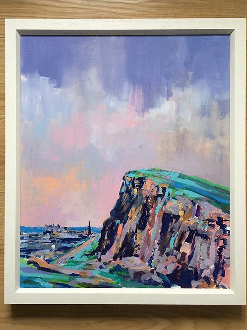 Erik Petrie   Salisbury Crags Edinburgh