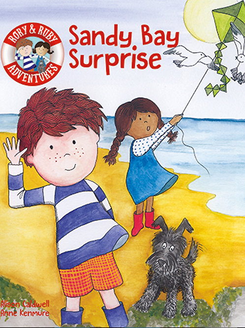 Rory & Ruby | Sandy Bay Surprise Picture Book