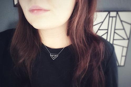 Pop Up Jewellery | Triangle Necklace