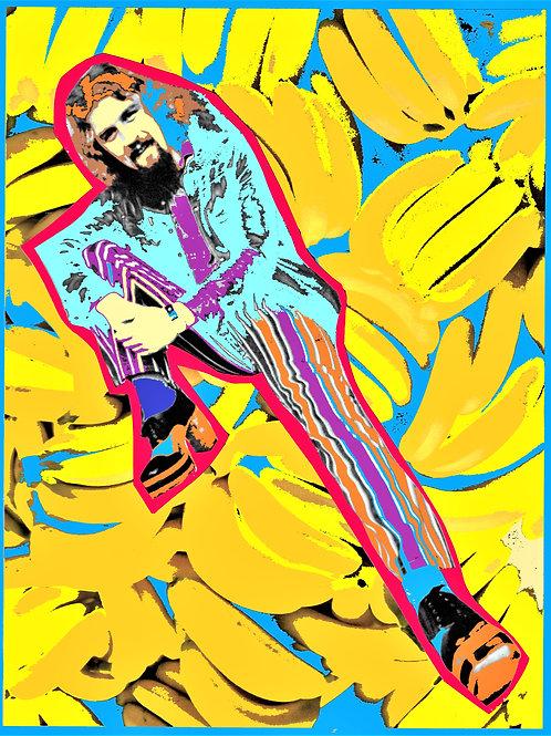 Paints Pylons | Billy Banana
