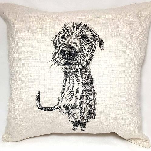 Sarah Cox Artwork | Dog Cushion Covers