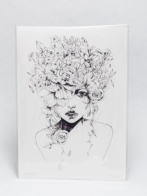 Holly Sharpe | A3 Limited Edition Giclée Prints
