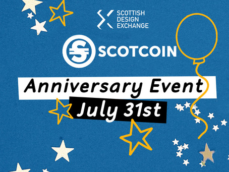 Celebrating SDX's 6th Anniversary with Scotcoin, a Crypto Currency with community at its heart