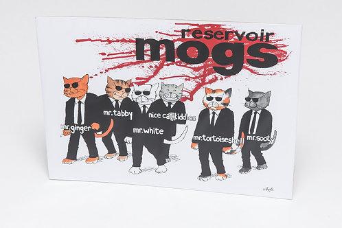 Frank Boyle | Reservoir Mogs A3 Print