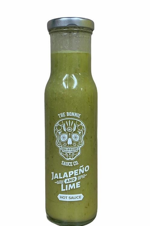 Bonnie Sauce Company | Jalapeno and Lime Sauce 250ml