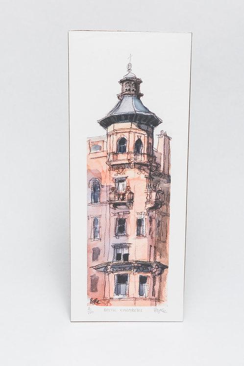 Frank Boyle | Baltic Chambers Giclee Print