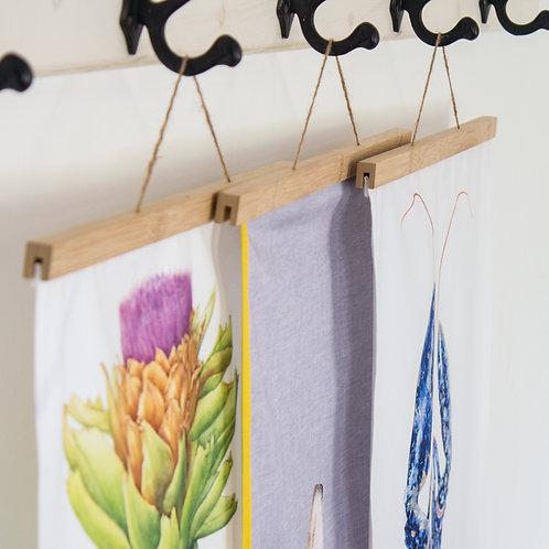 Iona Buchanan | Fabric & Tea Towel Hanger