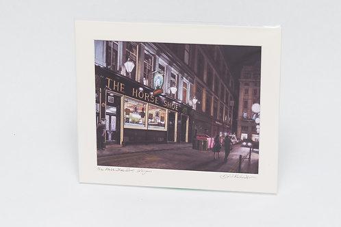 David Richardson | The Horse Shoe Bar, Glasgow (Print)