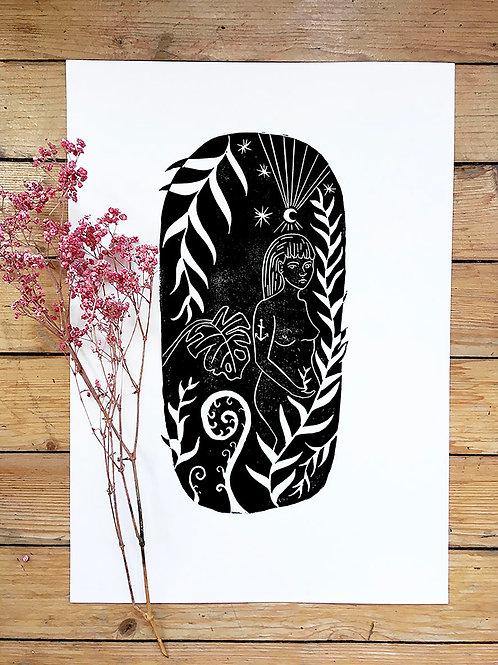 Acorn Print Studio | Lino Prints