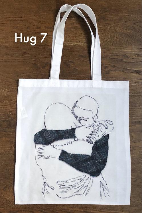 Simone Wood | Hug Tote Bag