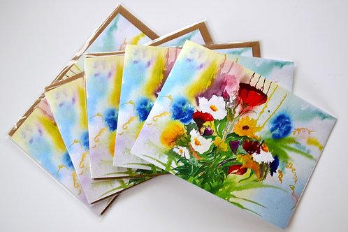 Emer Beattie Art | Watercolour Card Set