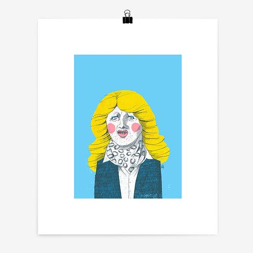 Alexander Jackson | Limmy – Jacqueline McCafferty Print