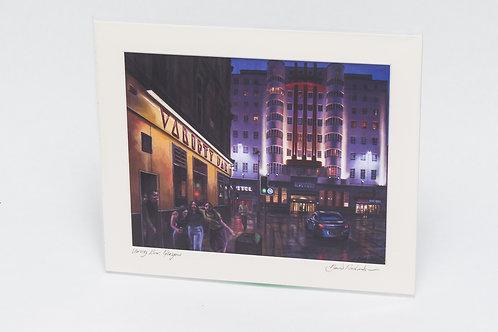 David Richardson | Variety Bar, Glasgow (Print)