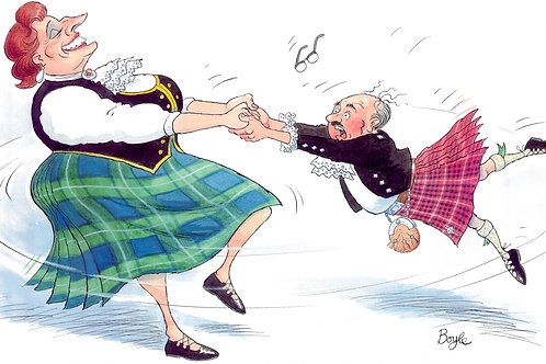 Frank Boyle | Scottish Dancers