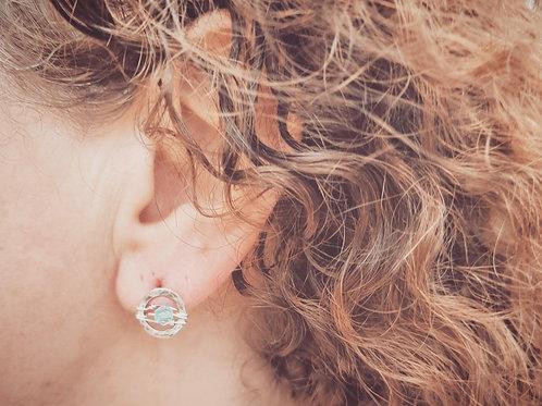 Moira Findlay Jewellery | Silver Stud Earrings