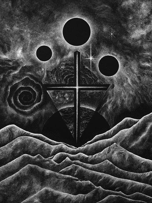 "Alan Black | ""The Trinity"" Giclee print"