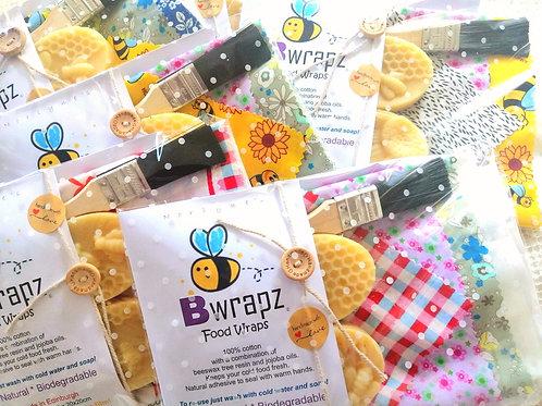 Bwrapz | Make Your Own Bwrapz Kit