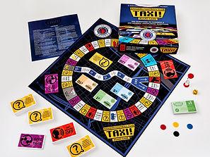 Taxi Board Game Rangers